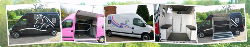 Equibabe Horsebox Conversions